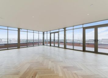 Thumbnail 3 bed flat for sale in West Hampstead Square, London