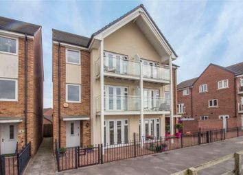 Thumbnail 3 bed semi-detached house for sale in Kingfisher Walk, Newport