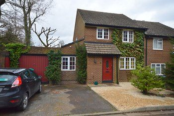 Thumbnail 4 bed semi-detached house to rent in Springfield, East Grinstead, West Sussex