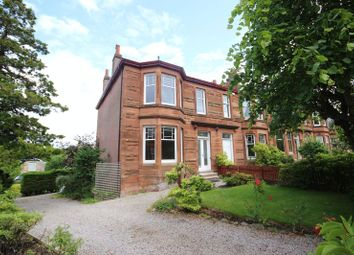 Thumbnail 3 bed terraced house for sale in Ormonde Avenue, Netherlee, Glasgow
