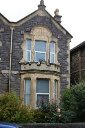 Thumbnail 1 bed flat to rent in Graham Road, Weston Super Mare