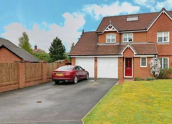 4 bed detached house for sale in Kensington Drive, Willaston, Nantwich CW5