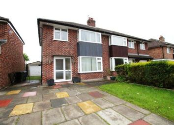 Thumbnail 3 bed semi-detached house for sale in Albany Road, Bramhall, Stockport, Greater Manchester