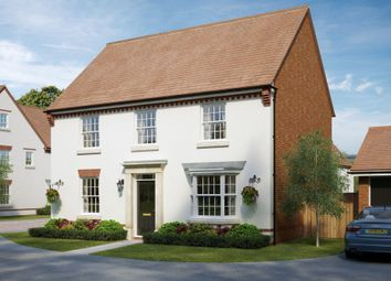 """Thumbnail 4 bedroom detached house for sale in """"Layton"""" at Manywells Crescent, Cullingworth, Bradford"""
