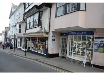 Thumbnail Retail premises to let in 54 Fore Street, Totnes
