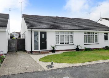 Thumbnail 2 bed semi-detached bungalow for sale in Windward Close, Littlehampton