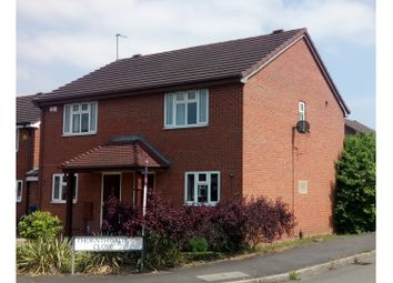 Thumbnail 2 bed semi-detached house for sale in Thornthwaite Close, West Bridgford