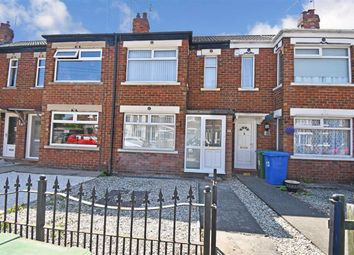 Thumbnail 3 bed terraced house for sale in Linthorpe Grove, Willerby, East Riding Of Yorkshire
