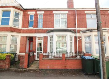 Thumbnail 4 bed terraced house to rent in Clara Street, Coventry, West Midlands