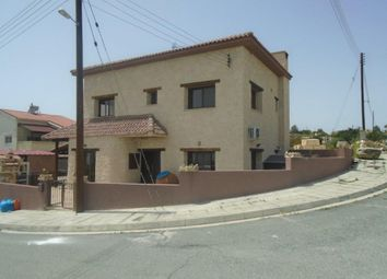 Thumbnail 3 bed detached house for sale in Pano Kivides, Pano Kivides, Limassol, Cyprus