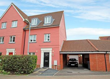 Thumbnail 3 bed property for sale in Holly Close, Purdis Farm, Ipswich