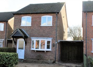 Thumbnail 3 bed detached house for sale in Charnwood Road, Barwell, Leicestershire