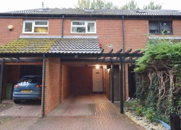 Thumbnail 3 bed terraced house for sale in Magdalen Close, Stony Stratford, Milton Keynes