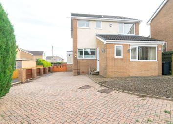 Thumbnail 3 bed detached house for sale in Holt Park Crescent, Leeds, West Yorkshire