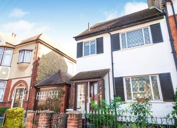 Thumbnail 3 bed end terrace house for sale in Walthamstow, Waltham Forest, London