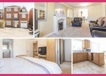 Thumbnail 5 bed detached house for sale in Pontymason Rise, Rogerstone, Newport