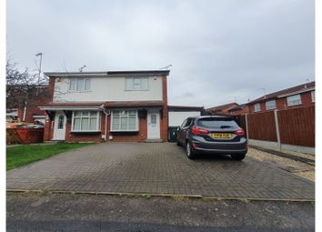 2 bed semi-detached house for sale in Ashcombe Drive, Coventry CV4