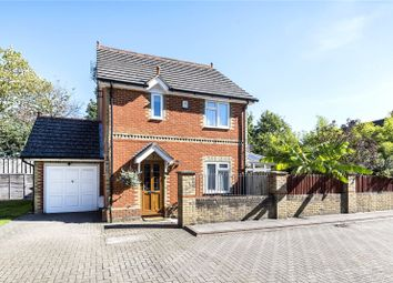 Thumbnail 3 bedroom detached house to rent in Church Mews, Station Road, Addlestone, Surrey