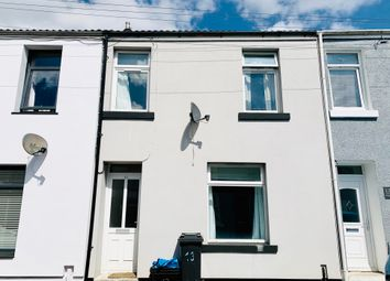 Thumbnail 3 bed terraced house to rent in Dowlais, Merthyr Tydfil
