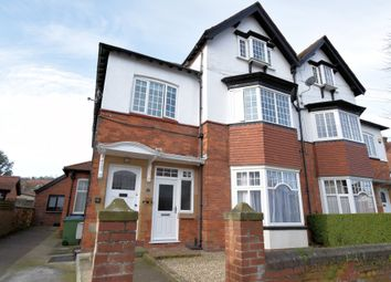 Thumbnail 3 bed maisonette for sale in Holbeck Hill, Scarborough