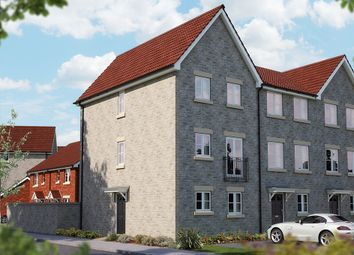 "Thumbnail 4 bed end terrace house for sale in ""The Meriden II"" at Cleveland Drive, Brockworth, Gloucester"