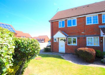 Thumbnail 2 bed end terrace house for sale in Fulford Road, Leicester