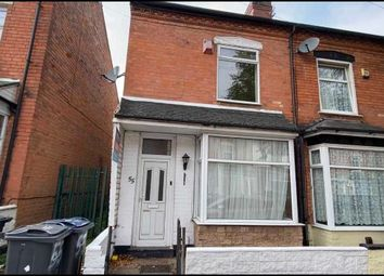 Thumbnail 3 bed end terrace house to rent in Preston Road, Yardley, Birmingham