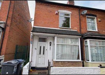 3 bed end terrace house to rent in Preston Road, Yardley, Birmingham B26