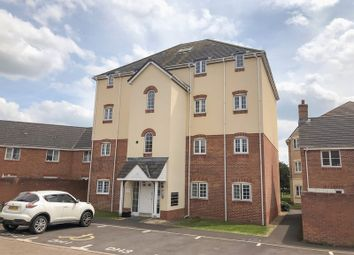 Thumbnail 2 bed flat for sale in Discovery House, Elver Close, Swindon