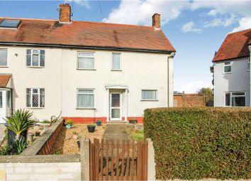 Thumbnail 3 bed semi-detached house for sale in Gloucester Close, Northampton
