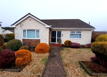 Thumbnail 3 bed bungalow for sale in Beaufort Hill, Beaufort, Ebbw Vale, Gwent