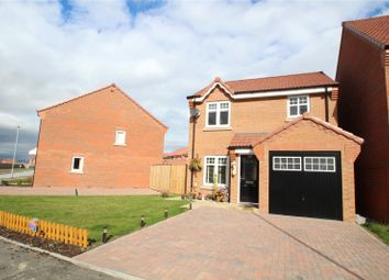Thumbnail 3 bedroom detached house for sale in Longwall Road, Pontefract, West Yorkshire