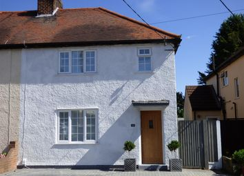 Thumbnail 3 bed semi-detached house for sale in Fairfield Road, Ongar