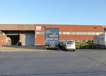 Thumbnail Light industrial to let in Unit 8, Merton Industrial Estate, Lee Road, Merton, London