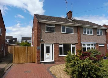 Thumbnail 3 bed property to rent in Selworthy Drive, Stafford