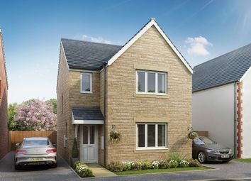 """""""The Hatfield"""" at Townsend Road, Witney OX29. 3 bed detached house for sale"""