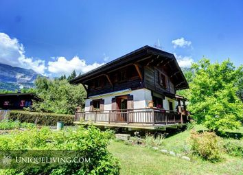 Thumbnail 3 bed villa for sale in Les Houches, Chamonix, French Alps