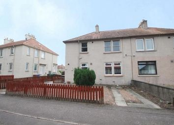Thumbnail 2 bed flat for sale in Beatty Crescent, Kirkcaldy, Fife