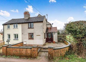 Thumbnail 3 bed semi-detached house for sale in Church Eaton Road, Haughton, Stafford