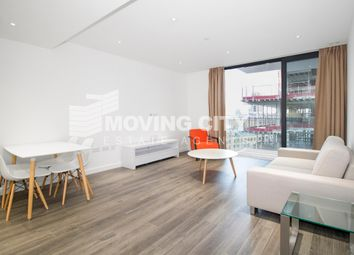 Thumbnail 1 bedroom flat to rent in Goodman Fields, Catalina House, Aldgate