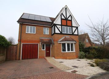 Thumbnail 5 bed property to rent in Millstream Green, Willesborough, Ashford