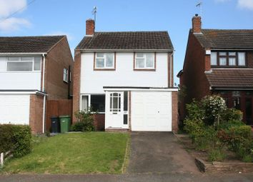 Thumbnail 3 bedroom detached house for sale in Albert Street, Wall Heath, Kingswinford