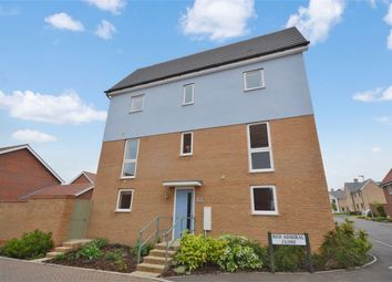 Thumbnail 3 bed semi-detached house for sale in Red Admiral Close, Queens Hill, Costessey, Norfolk