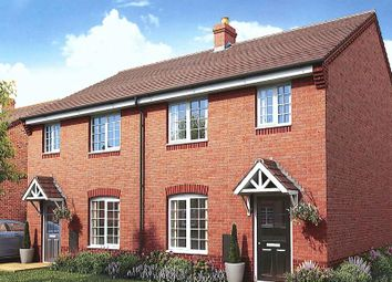 Thumbnail 3 bed semi-detached house for sale in Haycop Rise, Broseley, Shropshire.