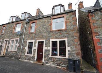 Thumbnail 3 bed maisonette to rent in 8A Mavis Bank, Selkirk