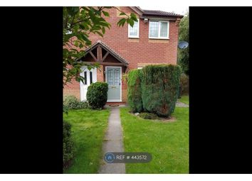 Thumbnail 2 bed semi-detached house to rent in Huntingdon Close, Tamworth