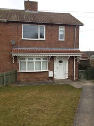 Thumbnail 3 bed semi-detached house to rent in Springdale Avenue, Trimdon Station