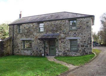 Thumbnail 3 bed property to rent in St. Wenn, Bodmin