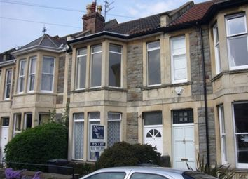 Thumbnail 1 bed flat to rent in Seymour Avenue, Bishopston, Bristol