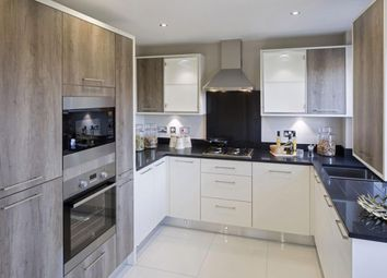 "Thumbnail 3 bedroom semi-detached house for sale in ""Faringdon"" at Radbrook Road, Shrewsbury"
